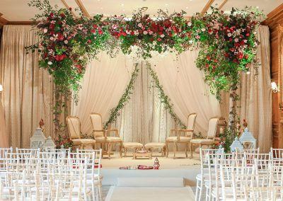 Whimsical Mandap, Hedsor House
