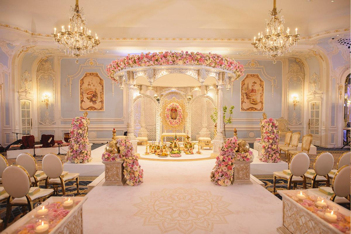 Shivalee Palace Mandap, The Savoy